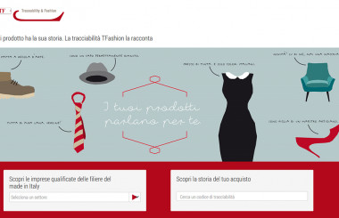 TF – TRACEABILITY AND FASHION: PARTNER CARDATO TRADEMARKS